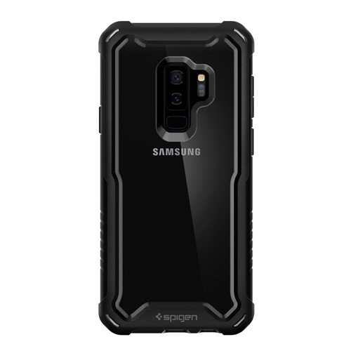 Spigen Case Hybrid 360 for Galaxy S9+ - Black