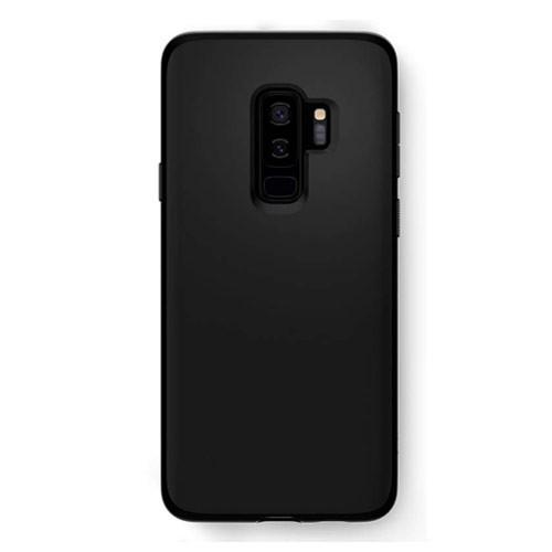 Spigen Case Liquid Crystal for Galaxy S9+ - Matte Black