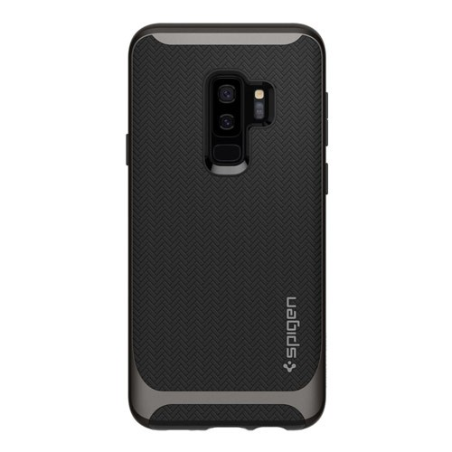 Spigen Case Neo Hybrid for Galaxy S9+ - Gunmetal