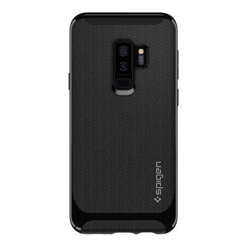 Spigen Case Neo Hybrid for Galaxy S9+ - Shiny Black