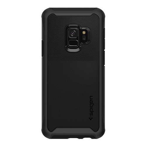 Spigen Case Neo Hybrid Urban for Galaxy S9 - Shiny Black