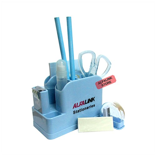 Alfalink Stationary Set Blue