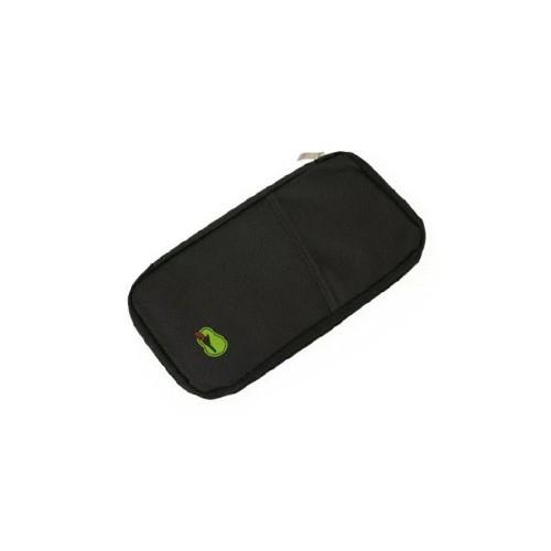 Wallet Organizer / Travelus Passport Holder Dompet Kartu Paspor - Black