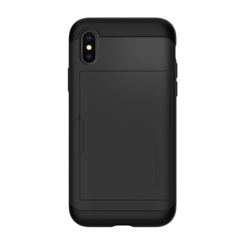 Spigen Case Slim Armor CS for iPhone XS / X - Black