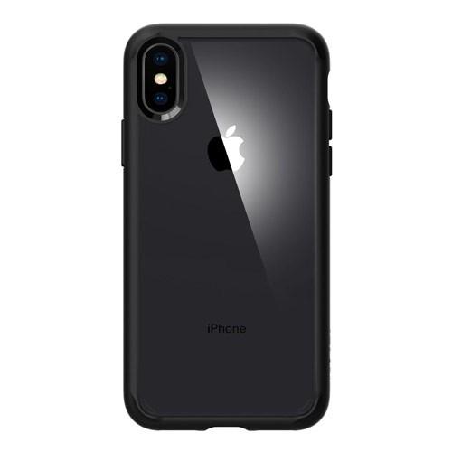 Spigen Case Ultra Hybrid 360 for iPhone XS / X - Black