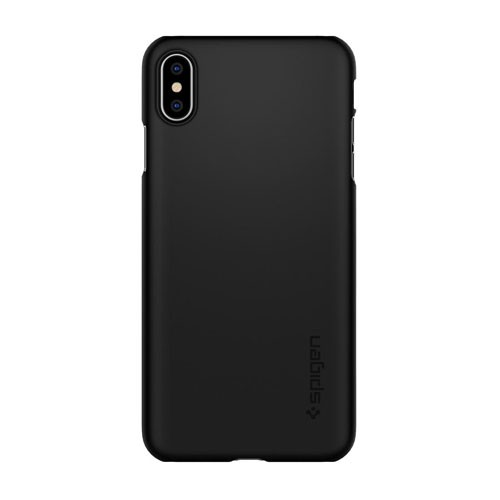 Spigen Case Thin Fit for iPhone XS Max - Black