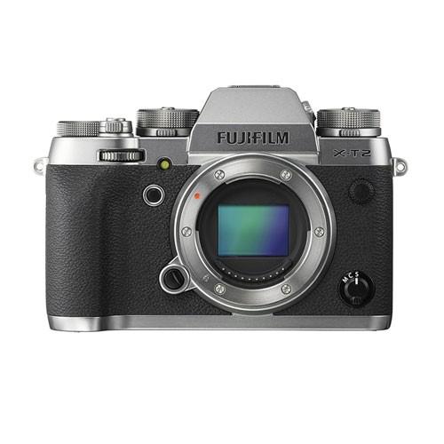 Fujifilm X-T2 Body Graphite - Silver