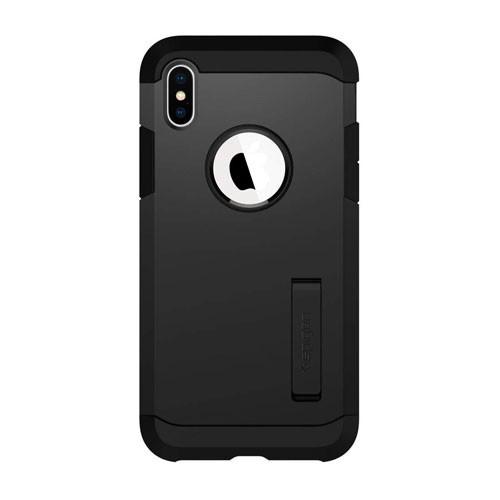 Spigen Case Tough Armor for iPhone XS / X - Black (Ver.2)
