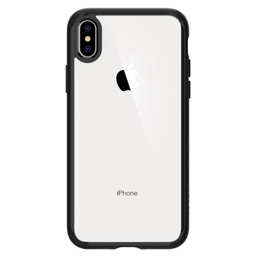 Spigen Case Ultra Hybrid for iPhone XS Max - Matte Black