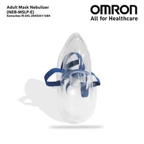 OMRON Adult Mask Nebulizer
