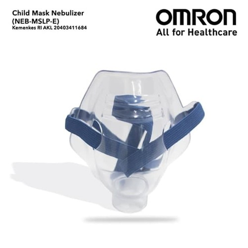 OMRON Child Mask Nebulizer
