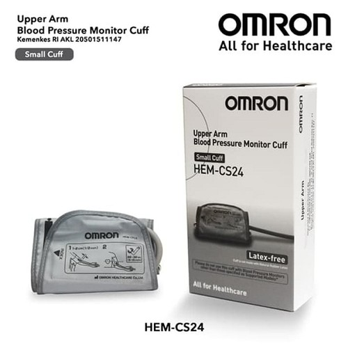 OMRON Upper Arm Blood Pressure Monitor Cuff (S)