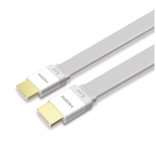 iLuv High-Speed 6 Ft. HDMI 2.0 Cable (4K) ICB717