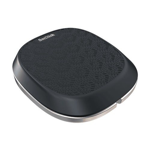 Sandisk iXpand Base for iPhone Charger and Backup - 128GB