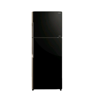 Hitachi Kulkas 2 Pintu - R-V45PGD3 BBK - Brilliant Black
