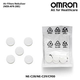 OMRON Air Filter Nebulizer