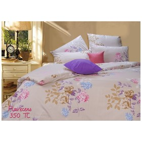 Rise Bed Cover Motif Flavce
