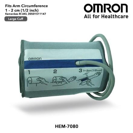 OMRON Upper Arm Blood Pressure Monitor Fit Cuff (L)