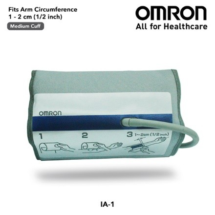 OMRON Upper Arm Blood Pressure Monitor Fit Cuff (M)