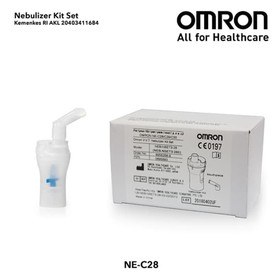 OMRON Nebulizer Kit Set NE-