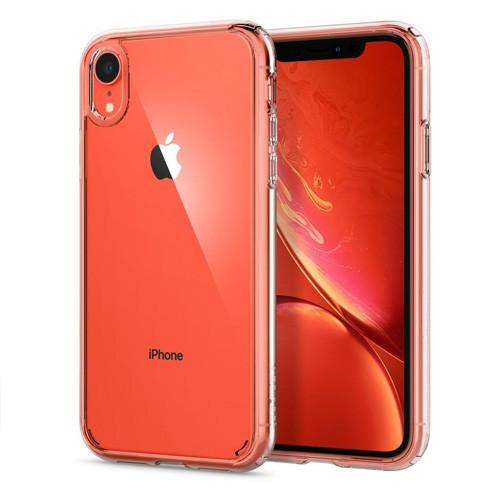 Spigen Ultra Hybrid Case for iPhone XR - Crystal Clear
