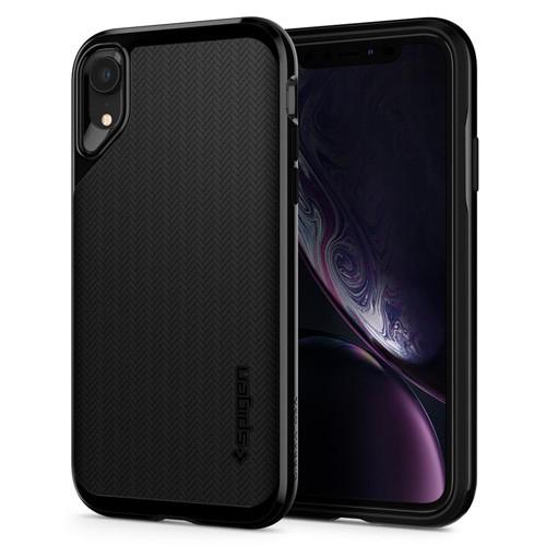 Spigen Neo Hybrid Case for iPhone XR - Jet Black