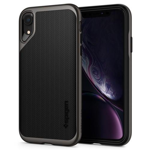 Spigen Neo Hybrid Case for iPhone XR - Genmetal