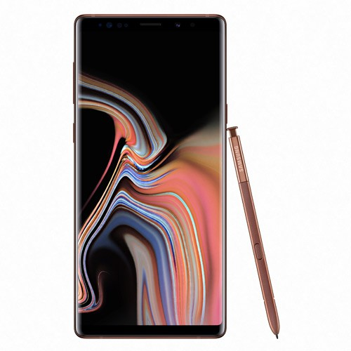 Samsung Galaxy Note9 128GB - Metallic Copper