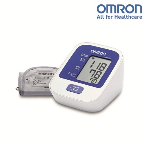 Omron Automatic Upper Arm Blood Pressure Monitor HEM-7124
