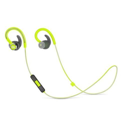 JBL Reflect Contour 2 Wireless Sport In-Ear Headphones - Green