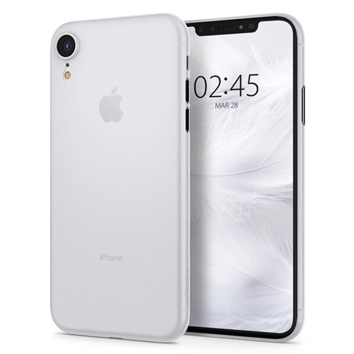 Spigen Air Skin Case for iPhone XR - Soft Clear