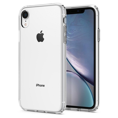 Spigen Liquid Crystal Case for iPhone XR - Crystal Clear