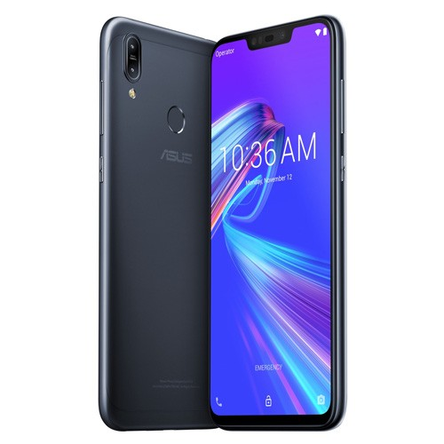 Asus Zenfone Max M2 (RAM 3GB/32GB) ZB633KL - Midnight Black