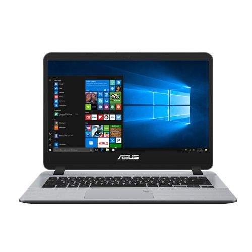 Asus Notebook A407UF-BV073T with Intel i3-Nvidia MX130 - Star Grey