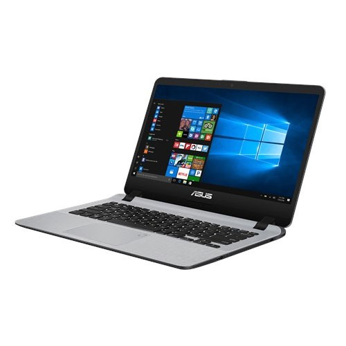 Asus Notebook A407UF-BV061T with Intel i3-Nvidia MX130 - Star Grey