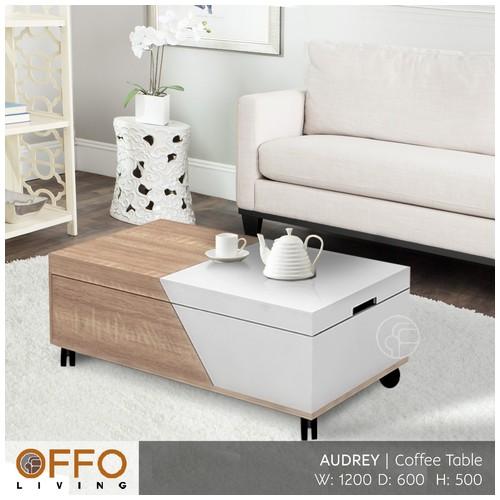 Offo Living - Meja Tamu Audrey