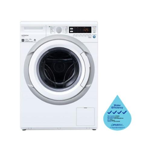 Hitachi Mesin Cuci (Washer) BD-W85AAE - White