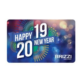 Brizzi BRI Happy New Year 2