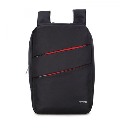 Original Digital Bodyguard DTBG D8208W - 14.1 Inch Laptop Backpack - Black