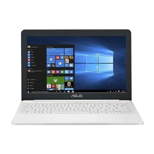 Asus Notebook E203MAH-FD012T - Pearl White