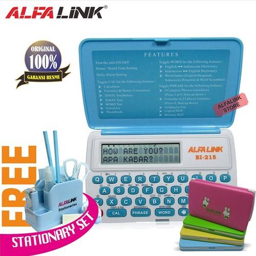 Alfalink Kamus Elektronik - EI-215