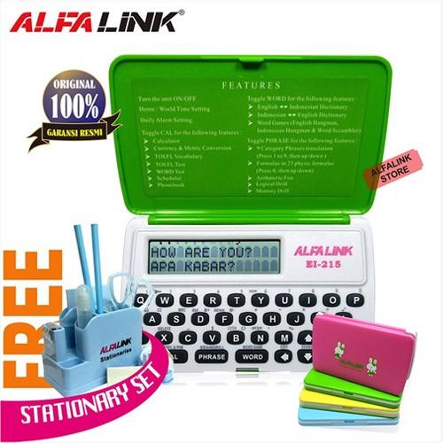 Alfalink Kamus Elektronik EI-215