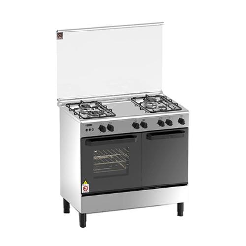 Delizia Free Standing Cooker 90 Cm