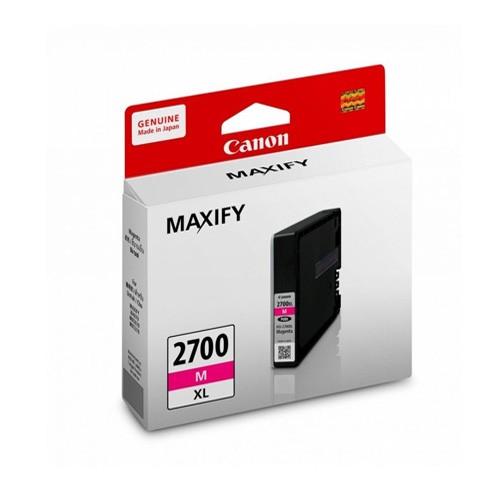 Canon Ink Cartridge PGI-2700 XL for Maxify - Magenta