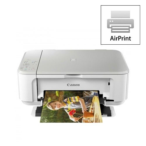 Canon Printer PIXMA MG3670 - White