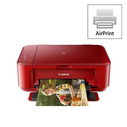 Canon Printer PIXMA MG3670 - Red