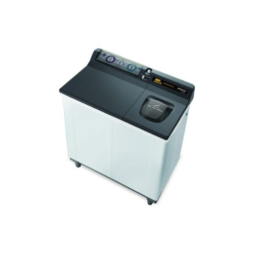 Hitachi Mesin Cuci Twin Tub (10KG) PS-1000 LSJ - White