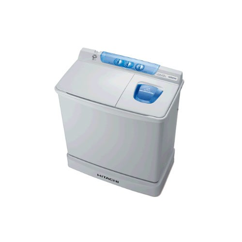 Hitachi Mesin Cuci Twin Tub (12KG) PS-1200 KJ-B - White