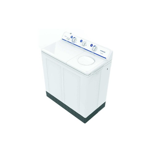 Hitachi Mesin Cuci 2 Tabung (9KG) PS-T900 - White