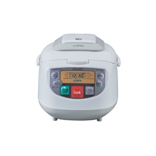 Hitachi Rice Cooker RZ-D10GFY - White